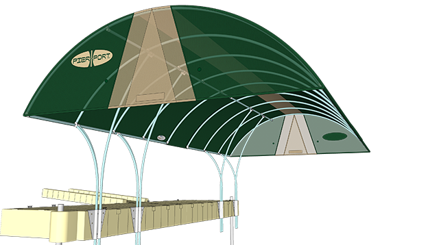 PPS124 canopy