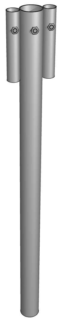 Adapter Post